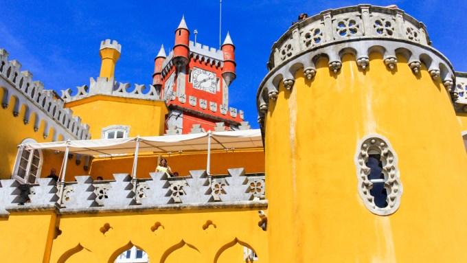 Sintra_Portugal, Pena Castle