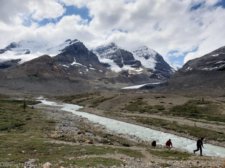 Columbia-Icefield-Jasper-Canada