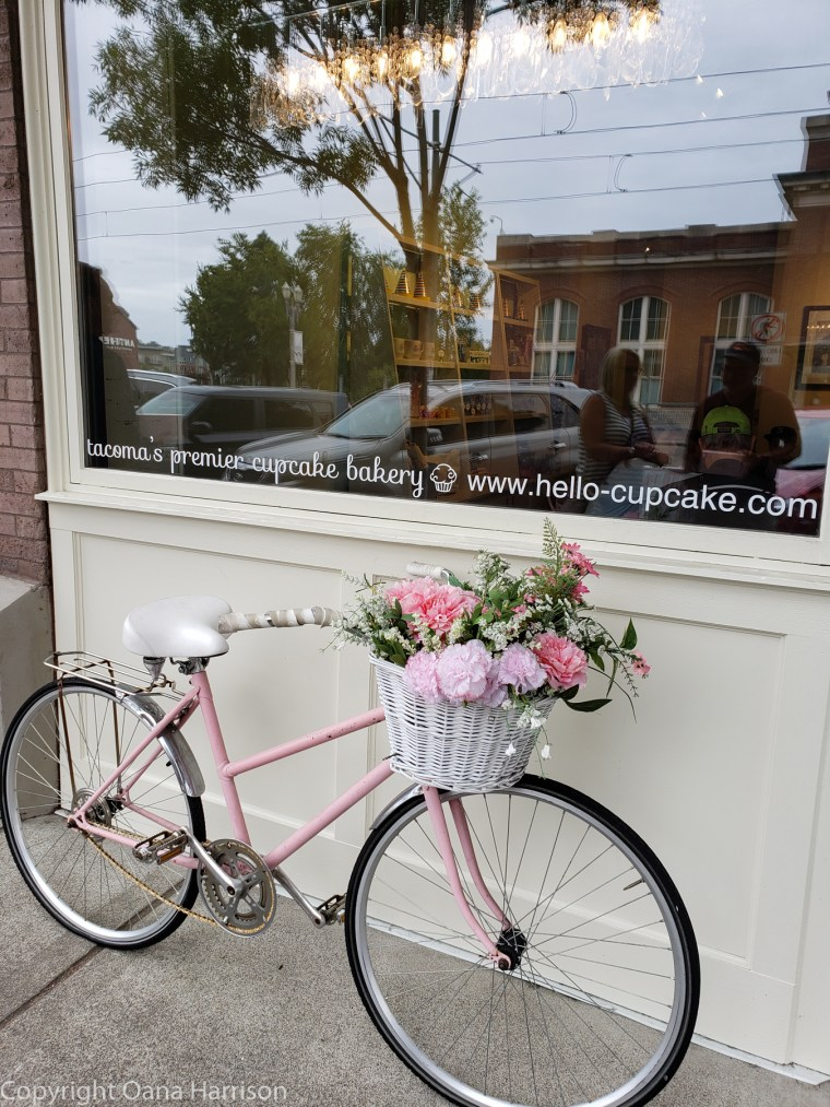 Bicycle-cupcake-shop-Tacoma-Washington