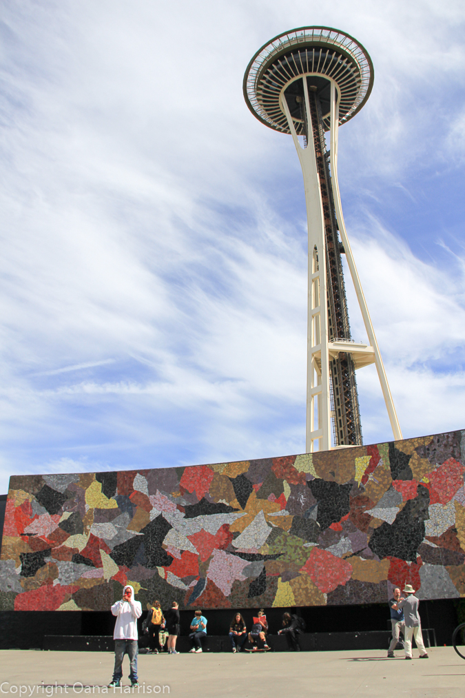 Space-Needle-young-artist-on-stage-Seattle-WA