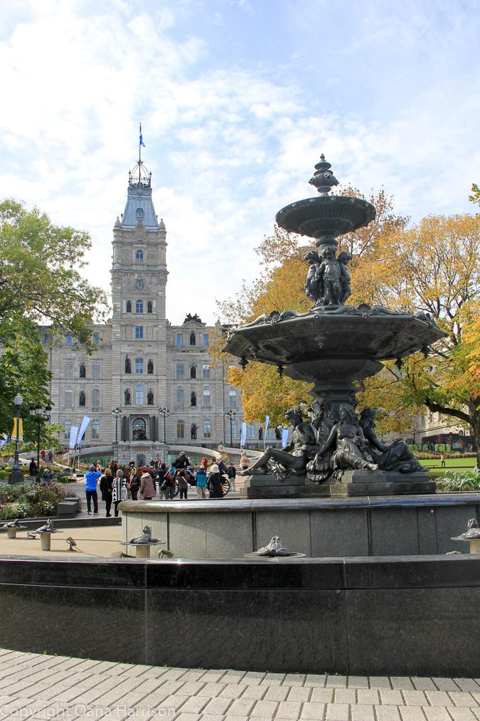 Quebec-City-La-Fointaine-de-Tourny
