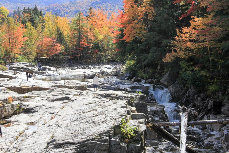 Rocky Gorge, Conway, New Hampshire