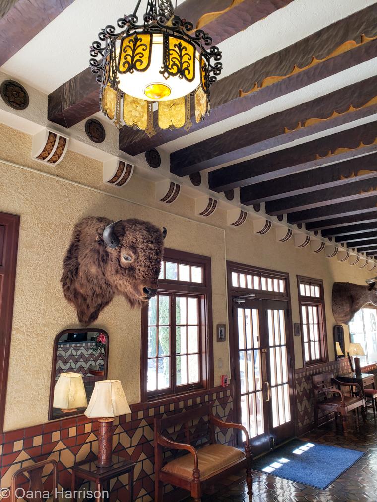 Marfa Texas Hotel Paisano