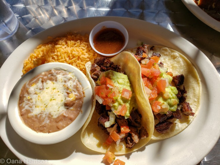 Mexican Food, Las Cruces, New Mexico