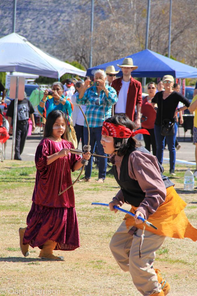 avapai-Apache Nation Exodus Day Commemoration, Arizona