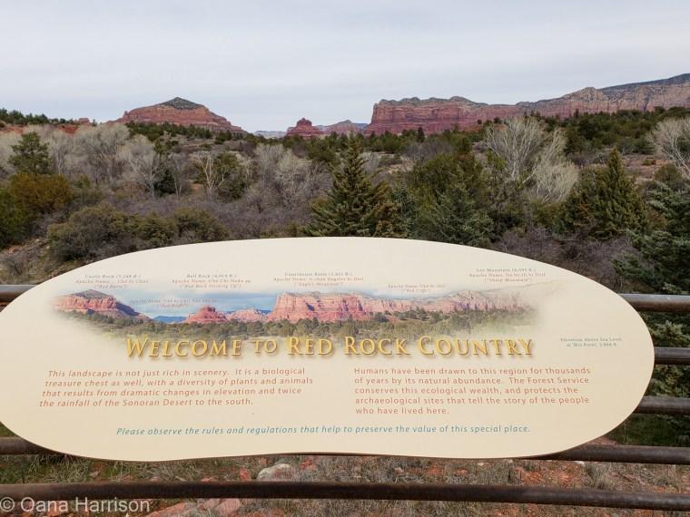 Red Rocks Sedona Arizona