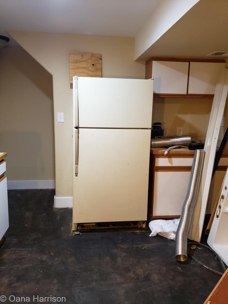 Colorado home renovation in progress