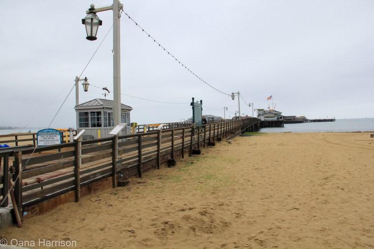Santa Barbara, California, the pier