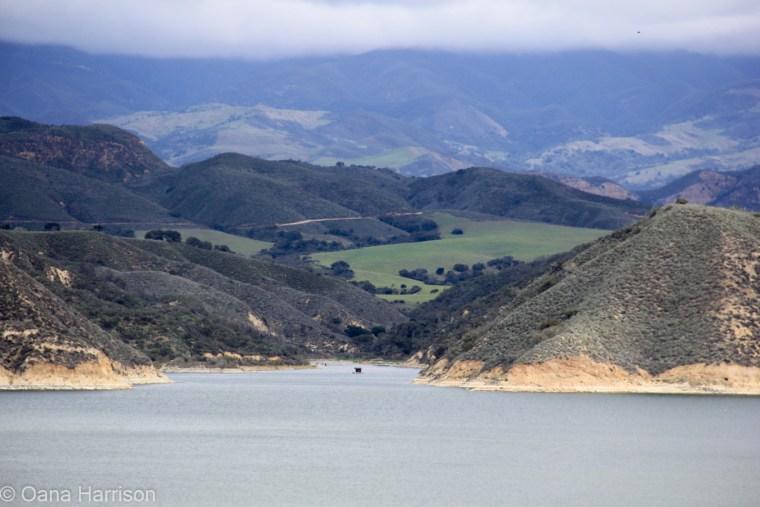 Cachuma Lake California