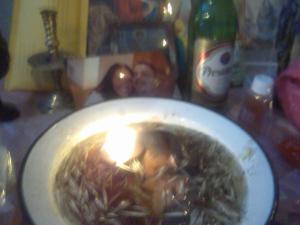 love lamp spell