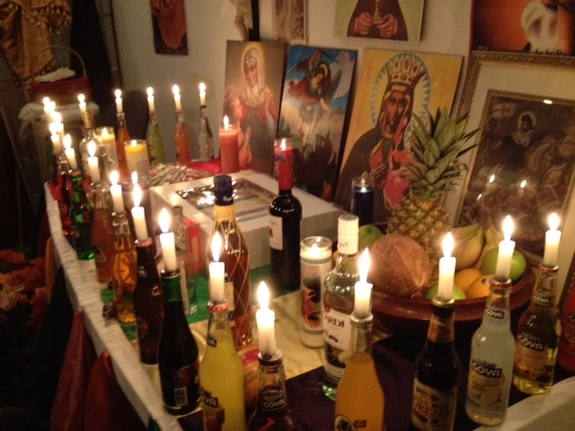 Offerings to the Spirit