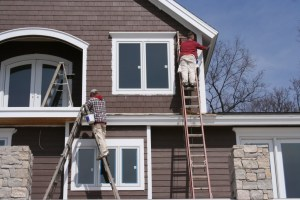 Preparing your home for new painting.
