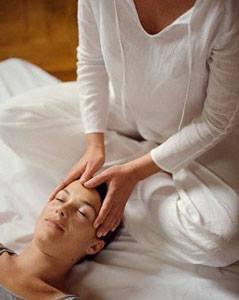 terapie Focused Touch SHIATSU