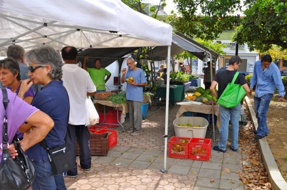 Farmers Market Placita Roosevelt