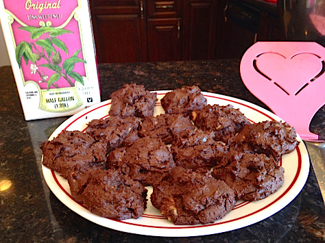 Paleo Chocolate Cookies