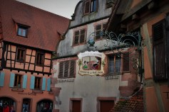 Alsatian Pottery: Peek-a-boo from the Black Forest