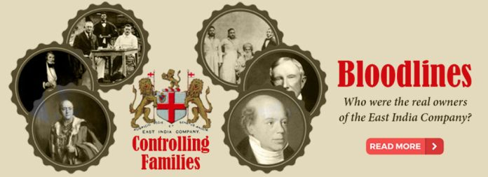 Controlling Families of the East India Company