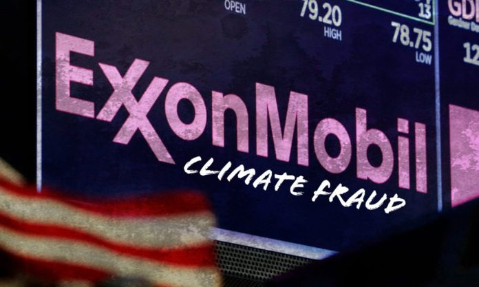 ExxonMobil on trial for Climate fraud