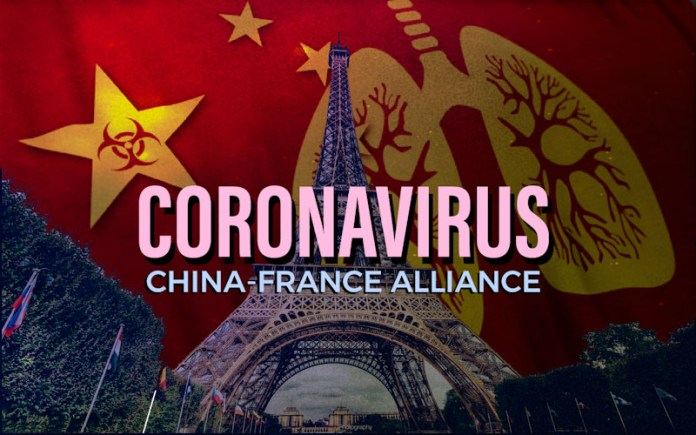 How China France Alliance created Wuhan's Bioweapons Laboratory