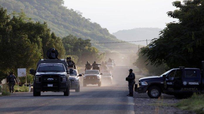 Coronavirus Disrupts Mexican Drug Cartels Supply From China