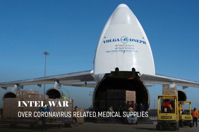Worldwide Intelligence War Over Coronavirus Related Medical Supplies