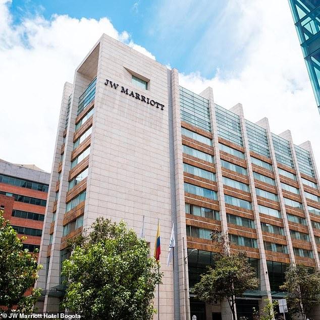 JW Marriott in Bogota, Colombia