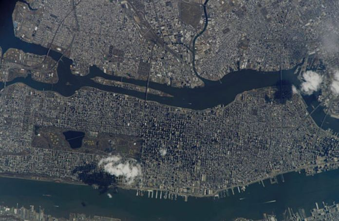 Space Junk From Chinese Rocket Narrowly Miss Hitting New York City