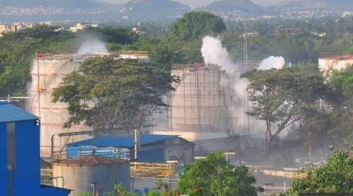 Vizag Gas Leak at LG Polymers
