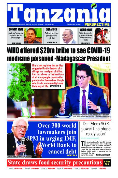 WHO Offered $20M Bribe To Poison COVID-19 Cure
