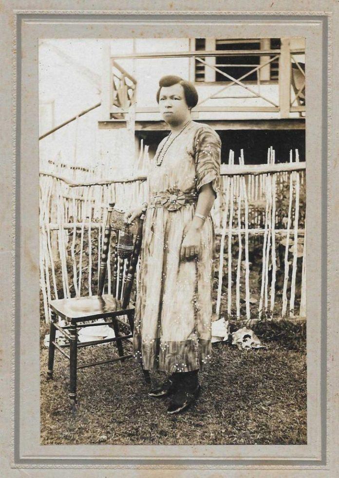 Miss Chrishy slave owner ancestor of Kamala Harris
