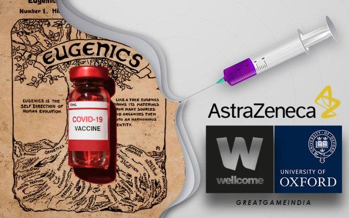 COVID-19 Vaccine Developers Oxford-AstraZeneca Linked To UK Eugenics Movement