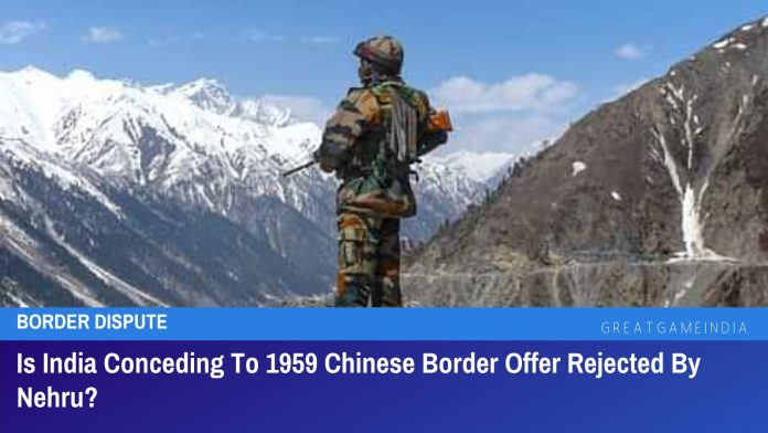 Is India Conceding To 1959 Chinese Border Offer Rejected By Nehru