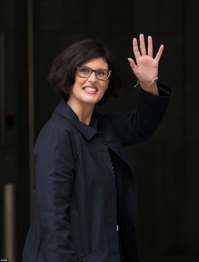 Layla Moran (pictured) , the Liberal Democrat MP who chairs the all-party parliamentary group on coronavirus, said: 'The Government should call a public inquiry into the handling of the pandemic immediately with an interim investigation into all Covid deaths that should report as soon as possible'