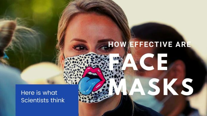 How Effective Are Facemasks Against COVID? Here Is What Scientists Think