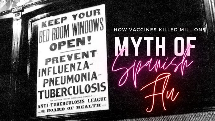 HowExperimentalMilitaryVaccinesKilledMillionsDuring1918SpanishFlu How Experimental Military Vaccines Killed Millions During 1918 Spanish Flu