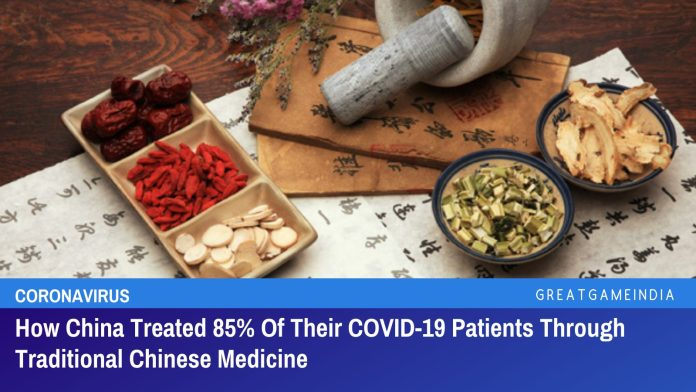 How China Treated 85% Of Their COVID-19 Patients Through Traditional Chinese Medicine