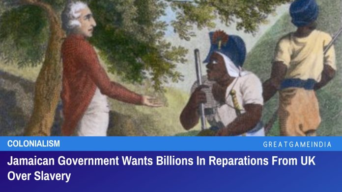 Jamaican Government Wants Billions In Reparations From UK Over Slavery