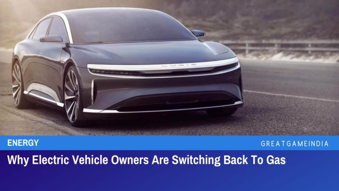 Why Electric Vehicle Owners Are Switching Back To Gas