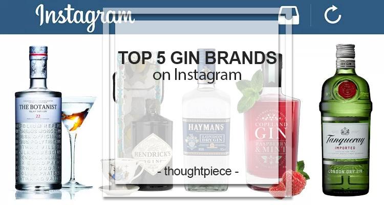 Gin Brands on Instagram