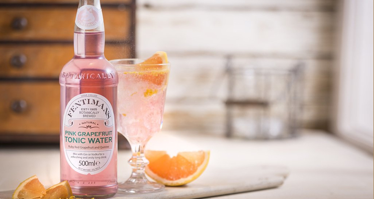 Fentiman's Pink Grapefruit tonic