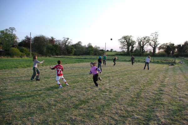 Image of children playing