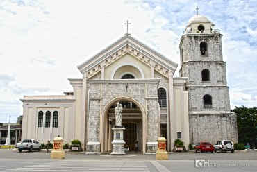 Cathedral de San Jose at Tagbilaran.