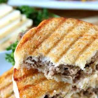 Meatloaf Panini