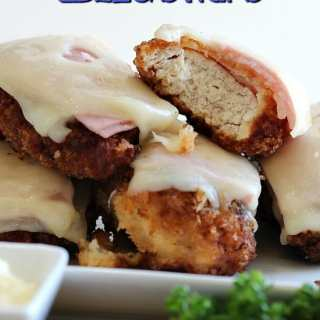 Chicken Cordon Bleu Strips