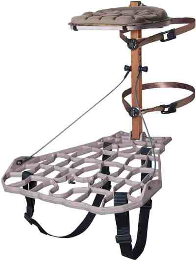 Wolf Assault ll Hang-on Tree Stand