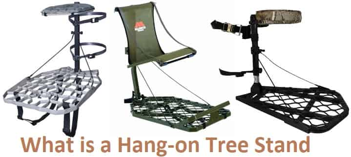 What is a Hang-on Tree Stand