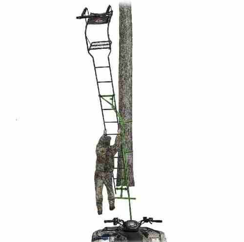 Primal Tree Stands Ladder Hoist