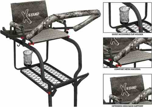 X-Stand The Duke 20 Treestand