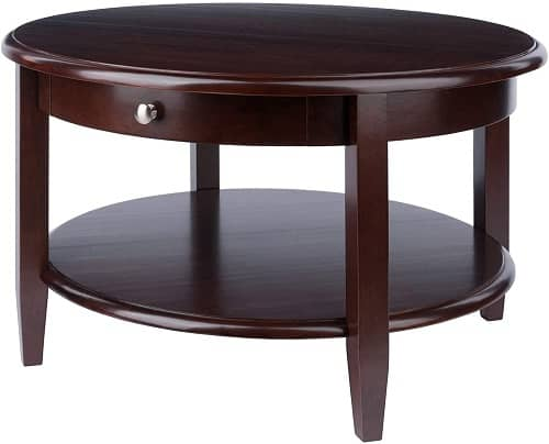 Wood Concord Occasional Table