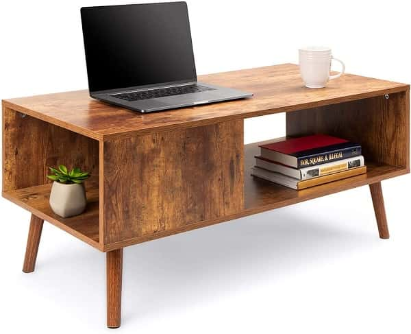 Wooden Modern Coffee Table